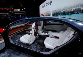 عکس هایی از نمایشگاه خودرو ژنو:مدلی نمونه سازی شده از خودرو های برقی فولکس واگن