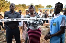 انتخابات در سیرالئون
