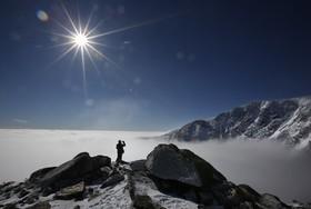 کوه نوردی در پینکهام در آمریکا