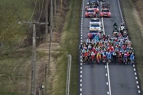 مسابقه دوچرخه سواری پاریس نیس در فرانسه