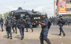 تظاهرات ضد سیاست های اقتصادی در بنین