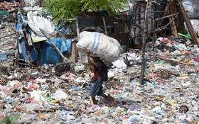 بازیافت زباله در بالی اندونزی