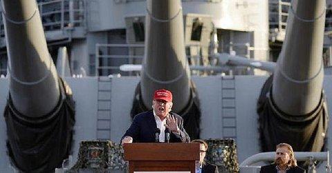 بله ؛ متاسفانه ترامپ ممکن است جنگ تصادفی راه بیندازد