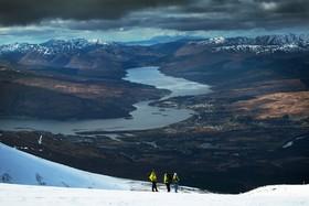 منظره ای در اسکاتلند