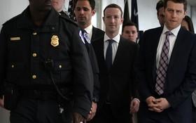 مارک زوکربرگ مدیرعامل فیس بوک برای گفتگو با رئیس کمیته اقتصاد و علم سنای آمریکا می رود