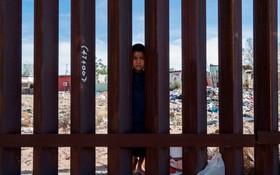 مرز مکزیک و آمریکا