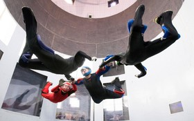 مسابقه هوانوردی در تنها مرکز سالنی با نمایندگانی از 23 کشور درانگلیس