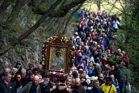 مراسم ارتودکس های بلغارستان