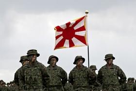 نیروهای دفاعی زمینی ژاپن که