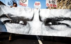 تظاهرات علیه افزیاش اجاره مسکن در برلین آلمان