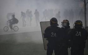 تظاهرات در فرانسه علیه توسعه فرودگاه نورتدام