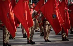 رژه نیروهای نظامی در ونزوئلا
