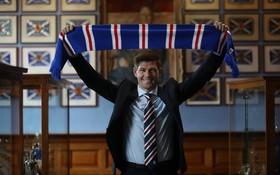استفان جرارد بازیکن پیشین تیم ملی انگلیس به عنوان مدیر باشگاه رنجرز انگلیس انتخاب شده است