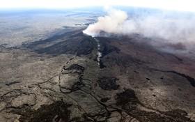 آتش فشان در هاوایی فعال شده است