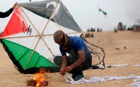 تظاهرات در غزه