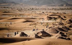 مسابقات دوچرخه سواری در مغرب