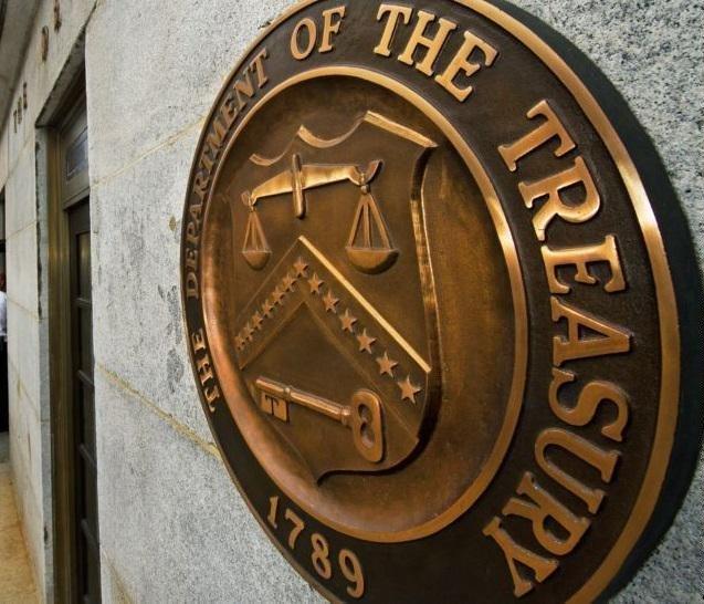 وزارت خزانهداری آمریکا
