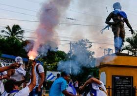 تظاهرات در نیکاراگوا