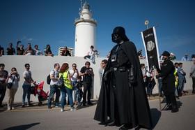 جشنواره خیریه جنگ ستارگان در اسپانیا