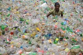 مرکز تفکیک زباله در هند