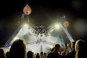 جشنواره هنری صنعتی در انگلیس