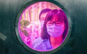 آزمایشگاهی که چین برای نمونه سازی زندگی در ماه ساخت است