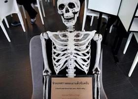 کافه مرگ در بانکوک شما را برای چند دقیقه می کشد! +عکس