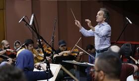 تمرین«ارکستر سمفونیک تهران» برای جام جهانی ۲۰۱۸ روسیه