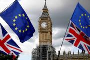 لایحه برگزیت دولت انگلیس تصویب شد