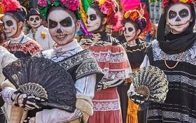 جشن روز مردگان، عجیب ترین و جذاب ترین فستیوال مکزیک!