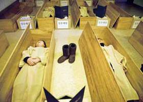 آداب و رسوم دفن مردگان در کشورهای مختلف