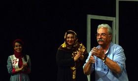 """نمایش """"آمیز قلمدون"""" در سالن ناظرزاده کرمانی"""
