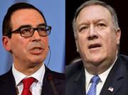 پاسخ رسمی وزرای خارجه و دارایی آمریکا به اروپا: در شرایط خاص، در صورت تامین منافع امنیت ملی آمریکا، استثناءهایی برای تحریمهای ایران در نظر میگیریم