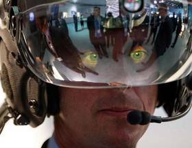 نمایشگاه صنایع الکترونیک در جنوب لندن