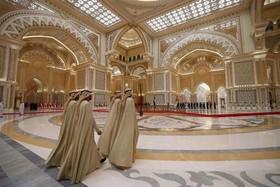 در حاشیه سفر رسمی رییس جمهوری چین به امارات متحده عربی/ ابوظبی