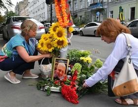 در حاشیه سفر رسمی رییس جمهوری چین به امارات متحده عربی/ ابوظبیدومین سالگرد یادبود روزنامه نگار روسی تبار در کیف، اوکراین.