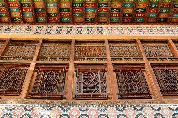 کاخ خانات شکی 2