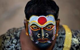 جشنواره ای مذهبی در هند