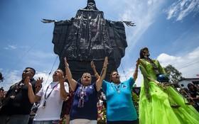 جشنواره ای مذهبی برای مرگ در مکزیک