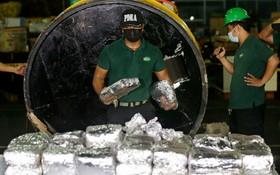 کشف مواد مخدر در فلیپین