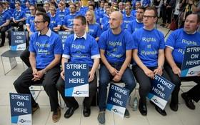 اعتصاب خلبانان رایان ایر در آلمان