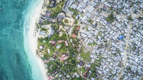 هواپیمای بدون سرنشین و عکاسی از نابرابری اجتماعی در دنیا