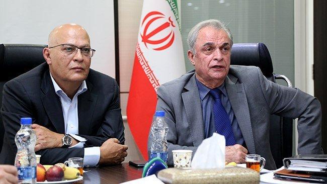 رئیس هولدینگهای ایران
