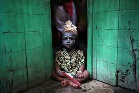 جشنواره آیینی سالانه هندوهای شهر داکا بنگلادش