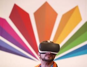 تور واقعیت مجازی در نمایشگاه هوش مصنوعی در کیپ تاون