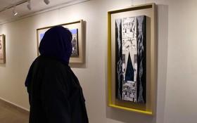 نمایشگاه نقاشی سارا جعفری در گالری گلستان