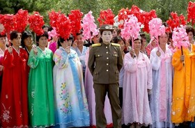 جشن سنتی و ملی کره شمالی