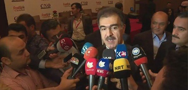 سفین دزیی، سخنگوی دولت اقلیم کردستان