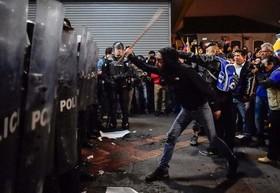 اعتراض به افزایش قیمت سوخت در اکوادور