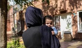 زنان بی سر پناه در سرای مهر